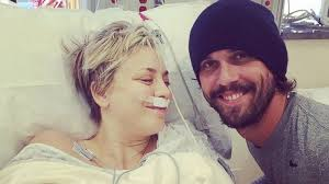 sweeting kaley cuoco new haircut kaley cuoco opens up about recent surgery thanks husband abc news