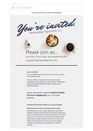 email invitation templates birthday invitation email template 27