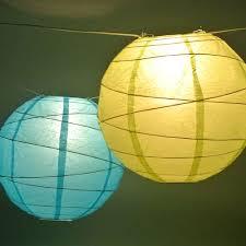 White Paper Lantern String Lights by Paper Lanterns Indoor U0026 Outdoor Paper Lanterns Partylights
