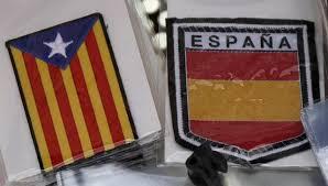 Barcelona Spain Flag Catalan Head Indicted For Calling Referendum On Split From Spain