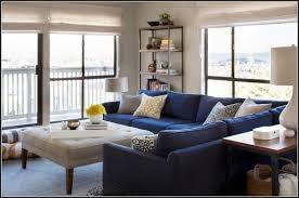 Blue Velvet Sectional Sofa by Navy Blue Velvet Sectional Sofa Sofa Home Furniture Ideas