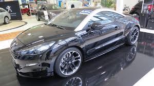 peugeot sports car 2015 2015 peugeot rcz 1 6 youtube