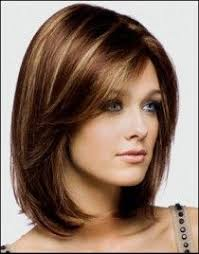 some easy cut styles of medium length hairstyles for women