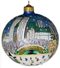 park avenue ornament at bergdorf goodman big apple