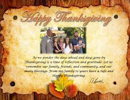 thanksgiving message from supervisor chuck washington supervisor