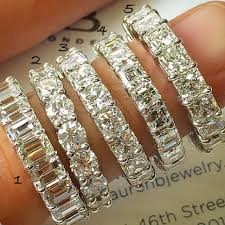 half eternity ring meaning best 25 sapphire eternity band ideas on eternity