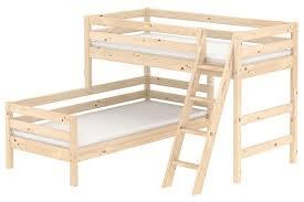 Flexa Bunk Bed Flexa Classic Tiered Bunk Bed