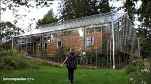 Design Your Own Home With Prices Family Wraps Home In Greenhouse To Warm Up Stockholm Weather Youtube