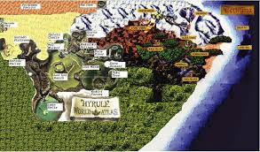 termina map map of hyrule termina by treepaper on deviantart