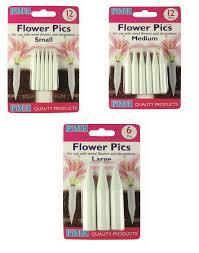 Resume On Pme Pme Flower Floral Picks Pics Sugarcraft Flower Holder Cake
