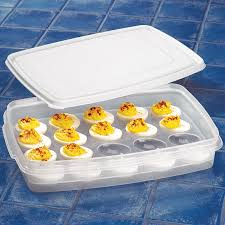 deviled egg holder lock and lock for deviled eggs blogs forums