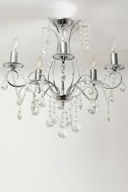 connie 5 light chandelier bhs