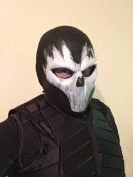 civil war halloween costumes murk merc mask crossbones rumlow skull civil war inspired