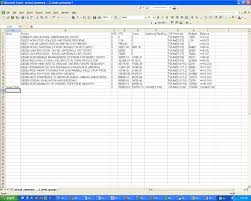 How To Do Excel Spreadsheets 2016 2017 General Operating Budget Forecast Guideline Financial