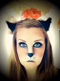 Face Makeup Designs For Halloween by 25 Cute Fox Halloween Makeup Ideas For You Instaloverz