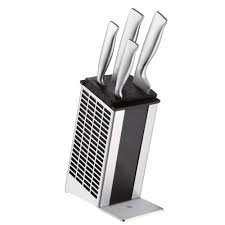 knife block with knives grand gourmet 5