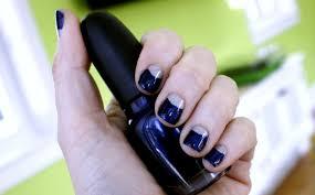 50 stunning half moon nail designs 1
