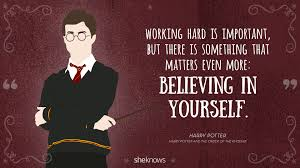 these harry potter quotes might your kid a better person