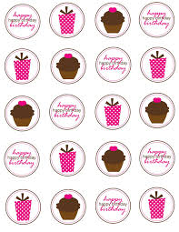 free owl template printable cupcake toppers template virtren com 13 best images of printable cake topper templates free printable