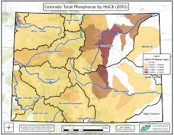 Map Of Colorado Rivers by Colorado Water Quality Regulations U0026 Surface Water Pollution Info
