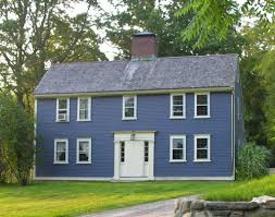 sherborn colonial house saltbox 1690 1710 quaint small