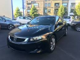 2010 honda accord coupe ex l used 2010 honda accord coupe pricing for sale edmunds