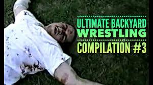 ultimate backyard wrestling 3 cscbyw youtube