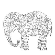 elephant love coloring page mandala elephant coloring page kidspressmagazine com