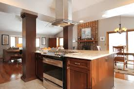 kitchen island with oven kitchen kitchen island stove chimney top with and oven cut out