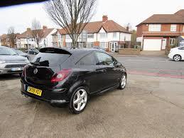 used 2009 vauxhall corsa 1 6 sri 3dr manual hatchback petrol for