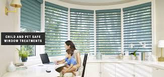 child and pet safe window treatments home touch window fashions