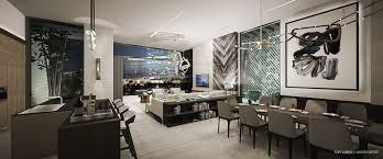 luxury residential villas interior design concept