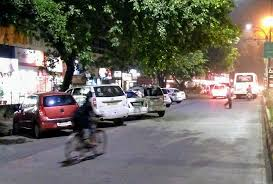 haphazard haphazard parking near laxminagar sqr times of india