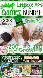 3906 best st patrick u0027s day language arts ideas images on