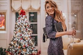 express new years dresses glitter confetti notjessfashion