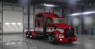 buy kenworth t800 kenworth t800 classic v3 skin mod american truck simulator mod