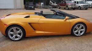 lamborghini gallardo convertible price 2007 lamborghini gallardo for sale 1939560 hemmings motor