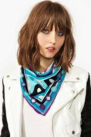 lob haircut 2015 google search blunt lob with bangs shoulder length google search hair