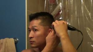 tutorial how to fade your own hair with hair clippers haircut