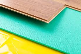 Heated Floor Under Laminate Laminate Flooring Underlayment Type To Buy And Basics