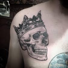 27 crown designs trends ideas design trends skull with