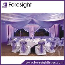 wedding backdrop and stand truss stand modular exhibition booth backdrop pipe and drape for
