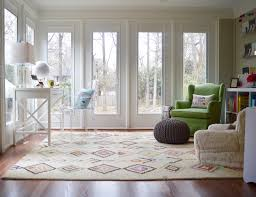 Living Room Office Combo by Our Shared Space A Playroom Office Combo With Rugs Usa U0027s Berber