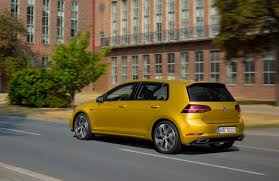 gti volkswagen 2018 2018 vw golf and gti lineup gets a facelift with more power and
