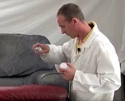 comment teinter un canapé en cuir ম comment peindre le cuir coloration et peinture alta cuir