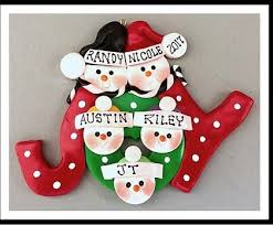 corkys personalized ornaments