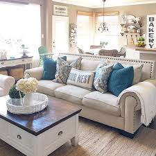 Blue Sofa Living Room Design by Best 25 Modern Farmhouse Living Room Decor Ideas On Pinterest