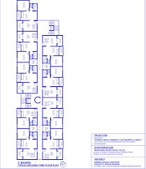 Commercial Complex Floor Plan Shamrao Shelke Comm U0026 Resi Complex Floor Plans Project 3d Views