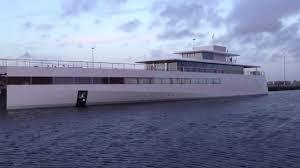 venus steve jobs u0027 yacht designed by steve jobs and philippe