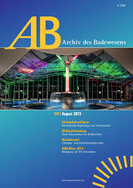 Thermalbad Bad Nenndorf 2015 08 00 By Baederportal Issuu